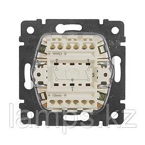 Выключатель двухклавишный - Valena - 10 A - 250 В~ - White, фото 2