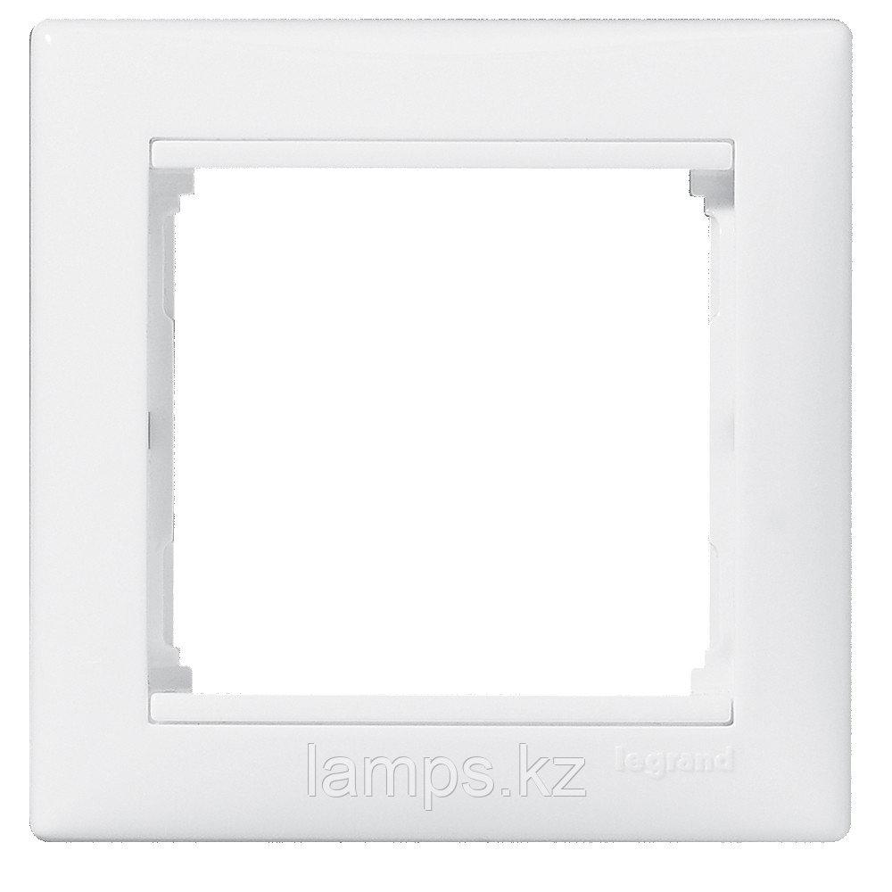 Рамка - Valena - 1 пост - белый