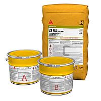 Высокопрочный, цементно-полиуретановый раствор на водной основе для плинтуса Sikafloor®-29 PurCem®