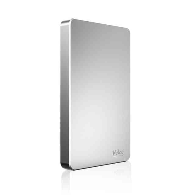 Внешний жесткий диск 2,5 2TB Netac K330-2T серебро