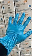 Нитриловые перчатки M с документами