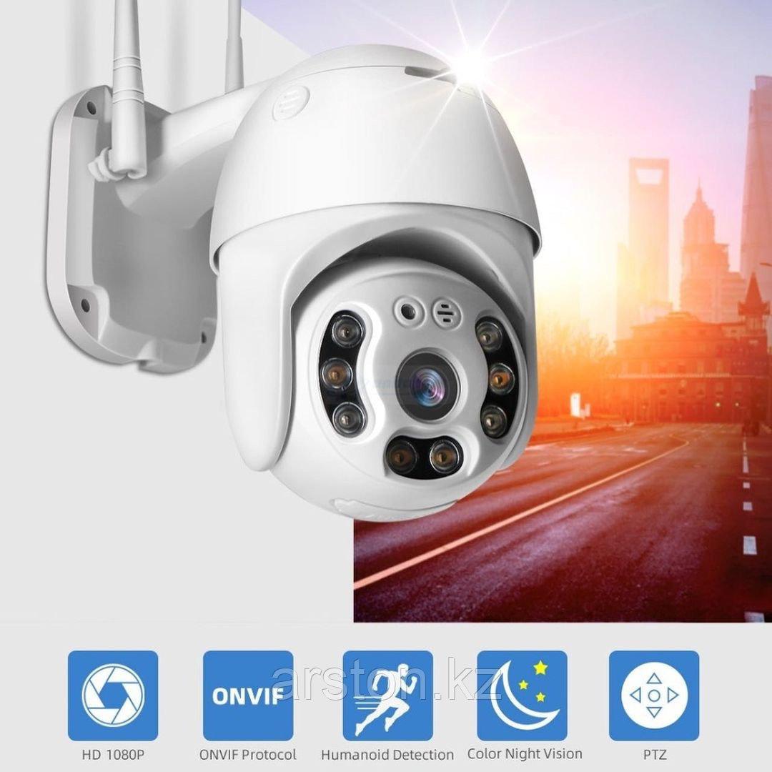 IP камера видеонаблюдения SUNQAR wifi Smart Camera 335