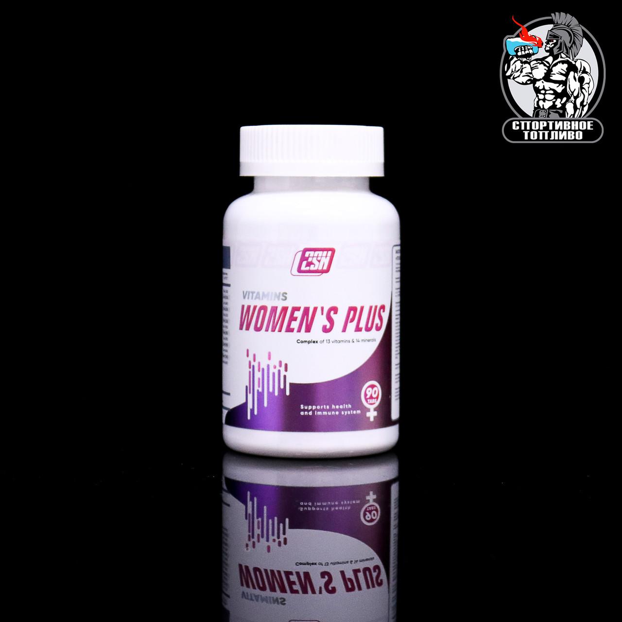 2SN - Women's Plus 90табл/30порций