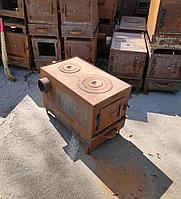Печь отопления под чугунную плиту 150 кв/м