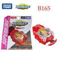 Лаунчер BEYBLADE Burst «Sparking BeyLauncher» B-165 от Takara Tomy / Красный Запускатель Бейблейд Такара Томи