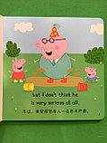 Peppa Pig. My Daddy. Chinese + English. Свинка Пеппа. Мой папа. На китайском и английском языках., фото 3