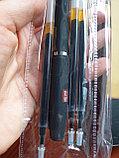 Рельефные прописи со специальной ручкой и запасными стержнями. Стиль Кайшу (нормативное письмо), фото 6