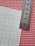 [Комплект 20 шт.] Тетрадь для написания иероглифов. Клетка 14 мм с пунктиром и расширенным полем для пиньинь, фото 3