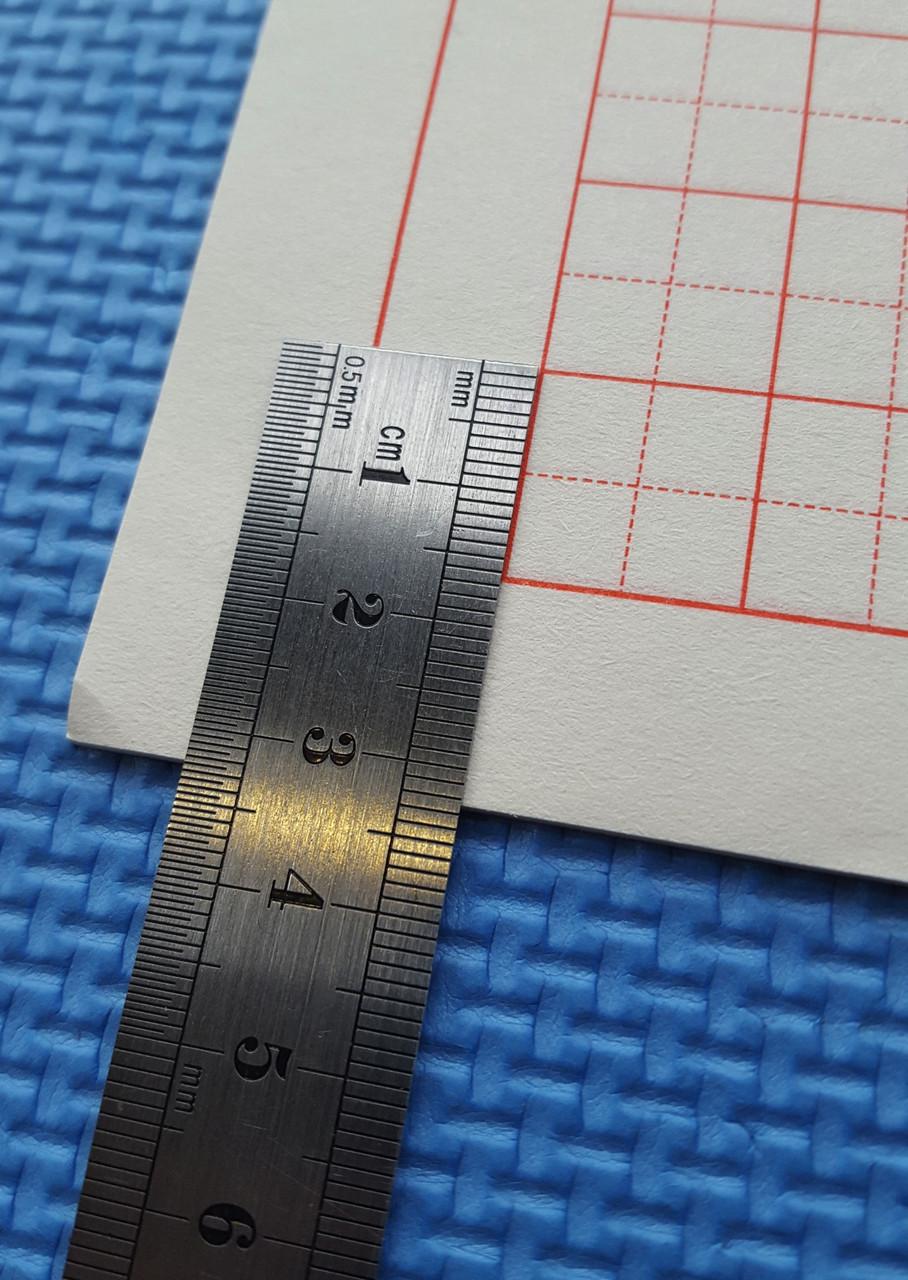 [Комплект 10 шт.] Тетрадь для написания иероглифов. Клетка 16 мм с пунктиром. 2080 клеток