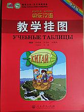 Веселый китайский язык. Учебные таблицы 1
