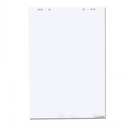 Бумага для флипчартов, 67,5х98 см, 20 листов, белая 92%, фото 2