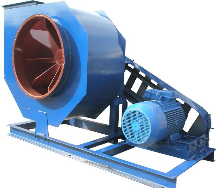 Вентилятор ВЦП-8. 22кВт 1500об/мин