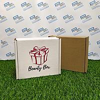 Упаковка для сувениров/крылышек/наггетсов
