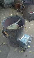 Печь банная круглая 420