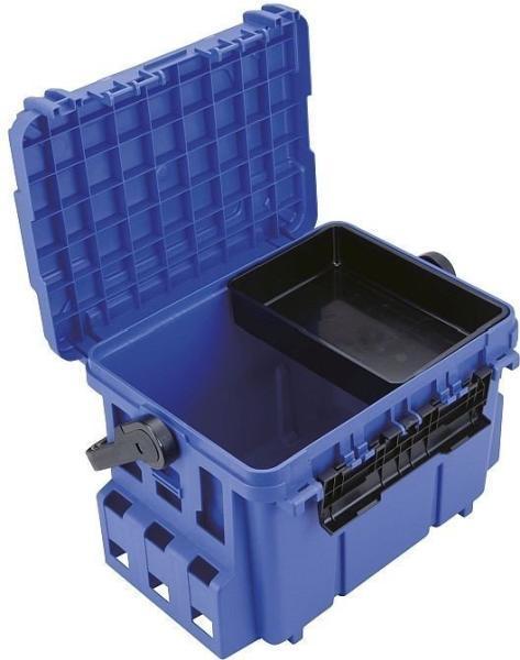 Ящик Meiho Bucket Mouth BM-7000-BLUE - фото 2