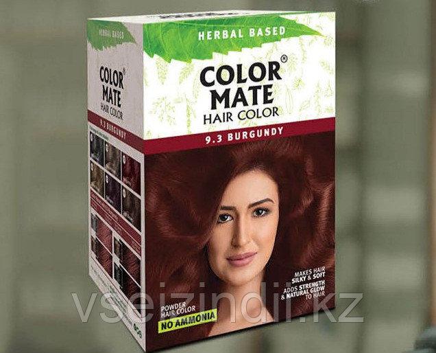 Травяная краска COLOR MATE Hair Color 9.5