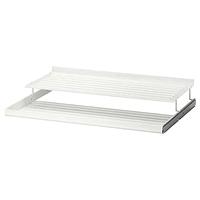Выдвижная полка д/обуви, КОМПЛИМЕНТ, белый 100x58 см ИКЕА, IKEA