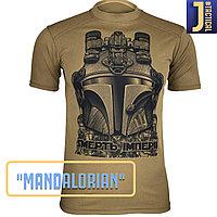 """Тактическая Тренировочная футболка """"MANDALORIAN"""""""