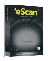 EScan Anti–Virus Security for Mac