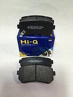 Kолодки тормозные задние HI-Q (Kia Cerato >08, Sonata >10, Cee'd >07, Pride >05, Hyundai Accent 05-10))