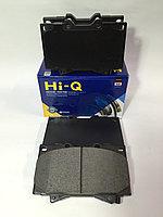 Kолодки тормозные передние HI-Q (TOYOTA land cruiser 100 98--)