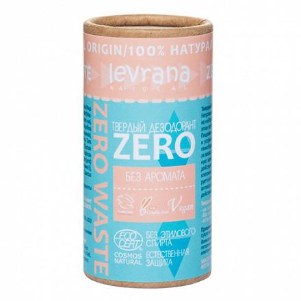 Твердый дезодорант «ZERO» Levrana