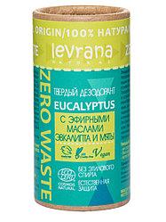 Твердый дезодорант «Эвкалипт» Levrana