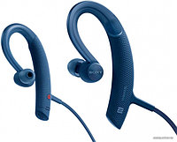 Наушники-вкладыши беспроводные Sony MDRXB80BSL.E синие