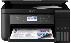 МФУ Epson L6160 фабрика печати, Wi-Fi
