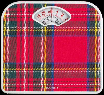 Весы напольные Scarlett SC-BS33M042