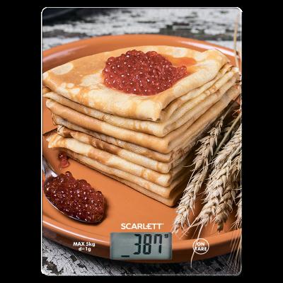 Весы кухонные Scarlett SC-KS57P45