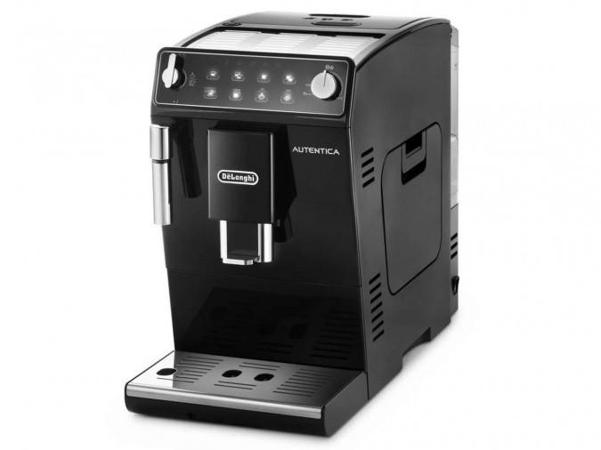 Кофемашина DeLonghi ETAM 29.510.B черный*