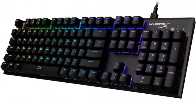 Клавиатура игровая HyperX Alloy FPS RGB HX-KB1SS2-RU