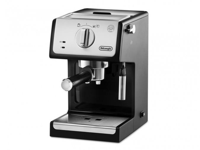 Кофеварка рожковая DeLonghi ECP33.21 черный