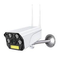 Видеокамера уличная Ritmix IPC-270S белый