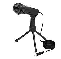 Настольный микрофон Ritmix RDM-120 черный