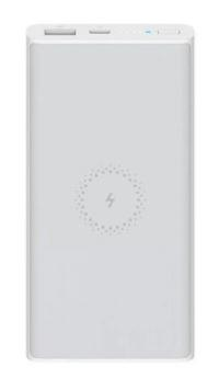 Зарядное устройство Power bank Xiaomi Mi Wireless 10000 mAh Essential белый