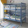 PITUSO Кровать Подростковая двухъярусная Hanna -2 New Индиго (2 места)