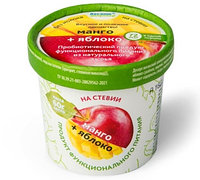 "Биомороженое ""Biofly Манго+яблоко "" стевия.без молока ст. 60гр"