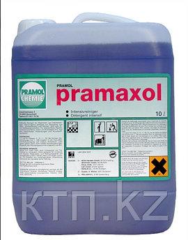 Мощный очиститель полов, машин и оборудования PRAMAXOL 10л
