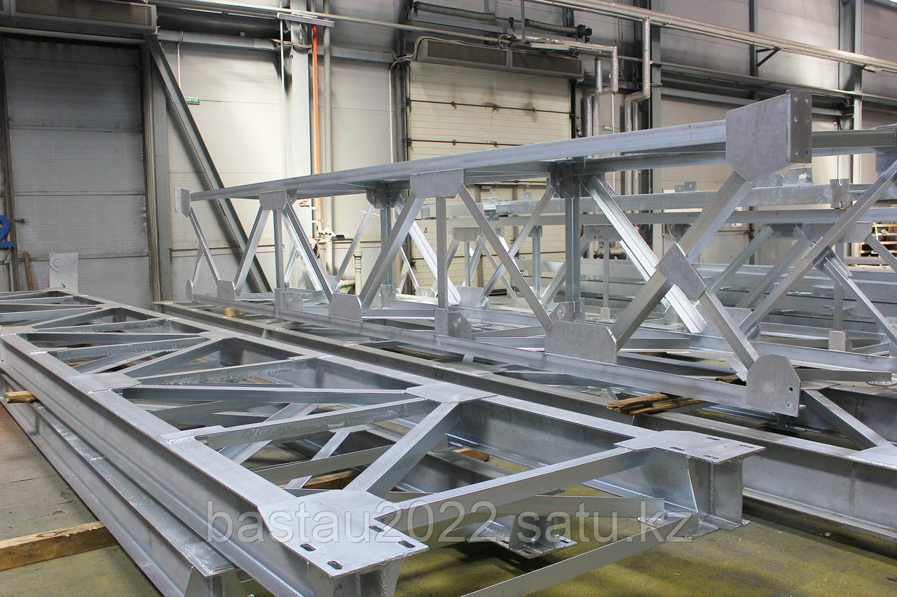 Изготовление металлоконструкции в городе Нур-Султан