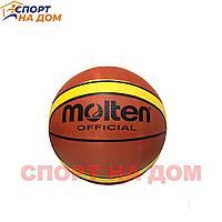 Баскетбольный мяч Molten GT6 (резина)