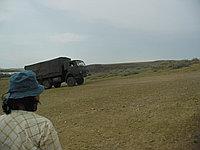 КамАз 4310 6WD бортовой, для перевозки груза и пассажиров