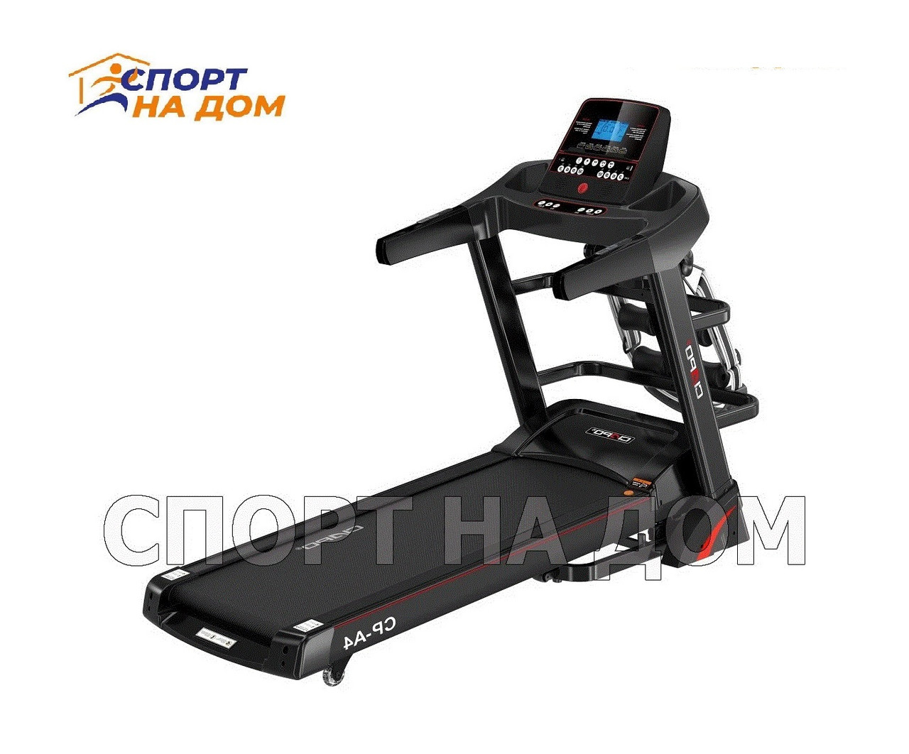 Беговая тренажер Star Fitness ST-AIR-4 до 140 кг