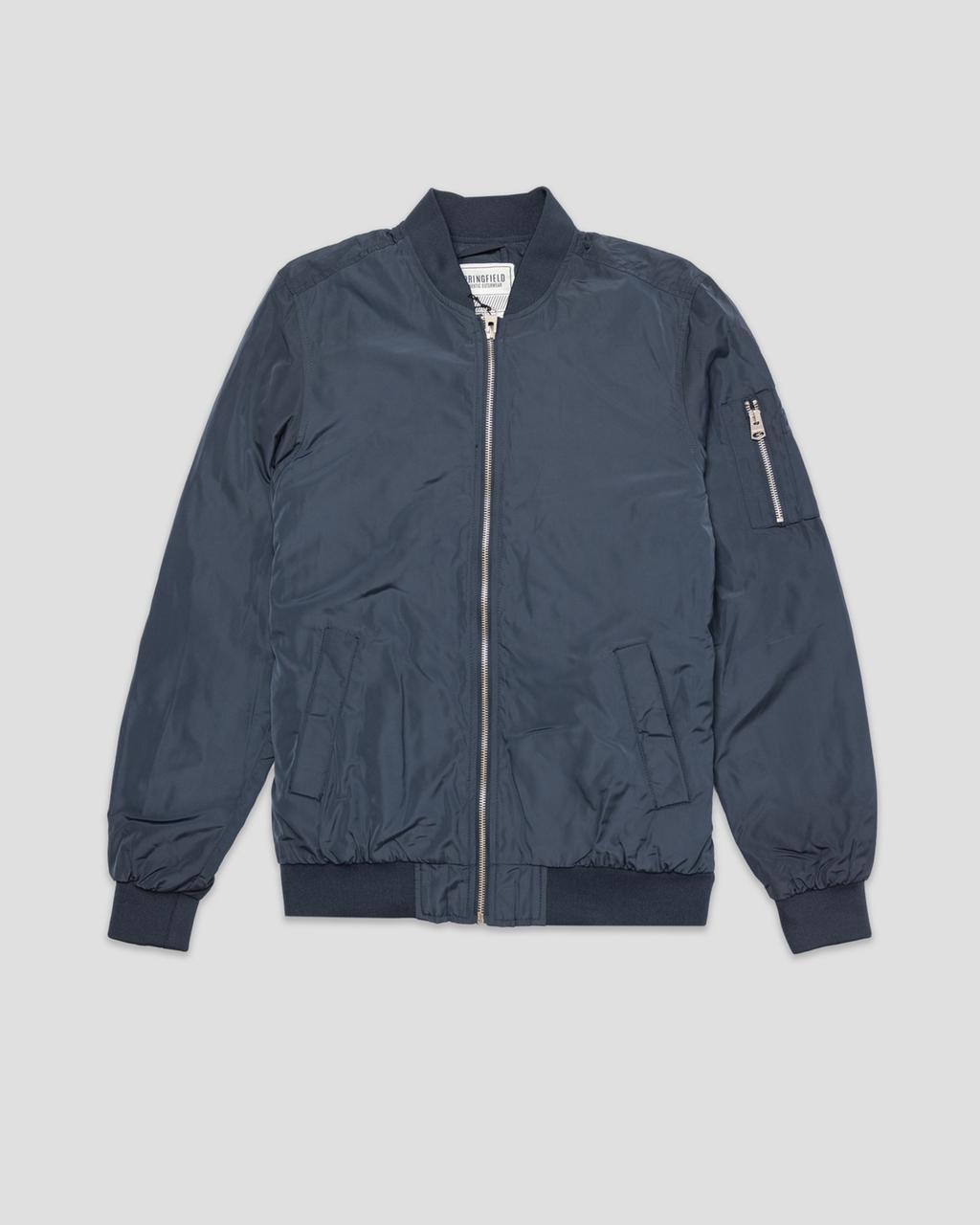 Springfield Мужская куртка-бомбер-Т1