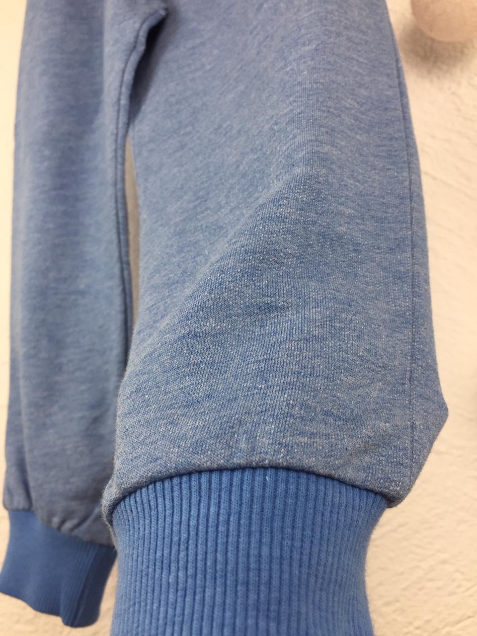 №16046 Св-голуб, чер трико для мальчиков 98-128 см 14322 - фото 1