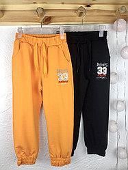 №16068 Трико для мальчиков boys 33 черн/оранж 104-128 см 14657