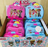 Кукла LOL в ассортименте в сумке метал