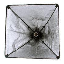 Софтбокс 40Х40 см студийный с патроном на 1 лампу, фото 3