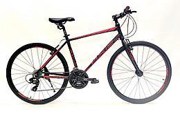 "Велосипед Axis 700 V гибридный велосипед. City Bike 21"". Гибрид. Рассрочка. Kaspi RED."